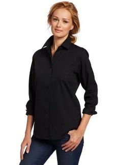 Jones New York Women's No-Iron Easy Care Shirt
