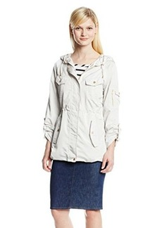 Jones New York Women's Packable Anorak Jacket