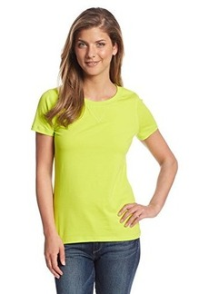 Jones New York Women's Petite Short Sleeve Scoop Neck Active Tee