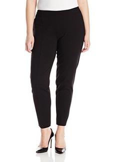 Jones New York Women's Plus-Size Basic Pull On Pant