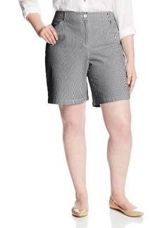 Jones New York Women's Plus-Size Short