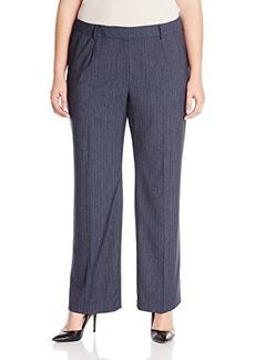 Jones New York Women's Plus-Size The Zoe Double Welt Pocket Pant