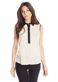 Jones New York Women's Popover Sleeveless Taylor