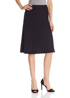 Jones New York Women's Pull-On Skirt - Black