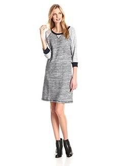 Jones New York Women's Raglan Sleeve Dress