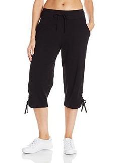 Jones New York Women's Scrunch-Bottom Skimmer Sweatpant