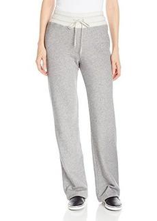 Jones New York Women's Slim Leg Pant with Contrast Waist