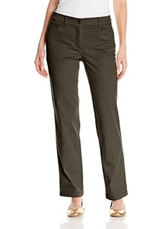 Jones New York Women's Straight Leg Pant Camel