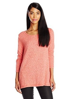 Jones New York Women's Three-Quarter-Sleeve Pullover