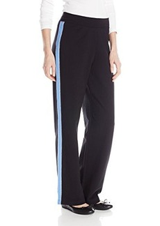 Jones New York Women's Track Stripe Pant