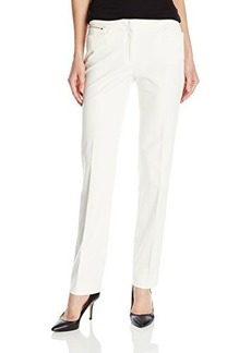 Jones New York Women's Unlined Zipper Pocket Pant