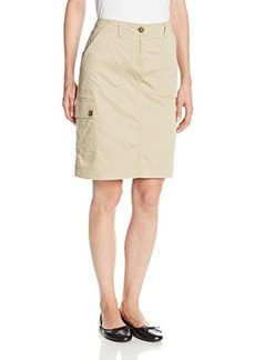 Jones New York Women's Utility Cargo Skirt
