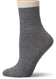 Jones New York Women's Wool Blend Gripper Home Sock