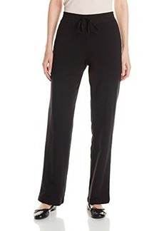Jones New York Women's Woven Waist Pant
