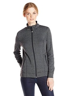 Jones New York Women's Zip Front Jacket Grey