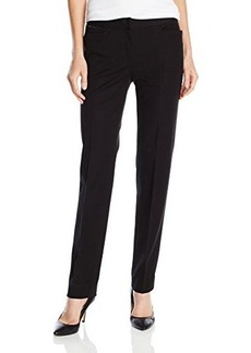 Jones New York Women's Zipper Pocket Pant