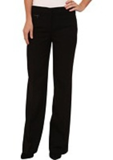 Jones New York Zoe Zip Detail Pant