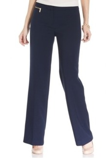 Jones New York Zoe Zip-Pocket Pants