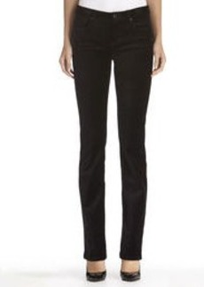 Lexington Straight Leg Velvet Jeans