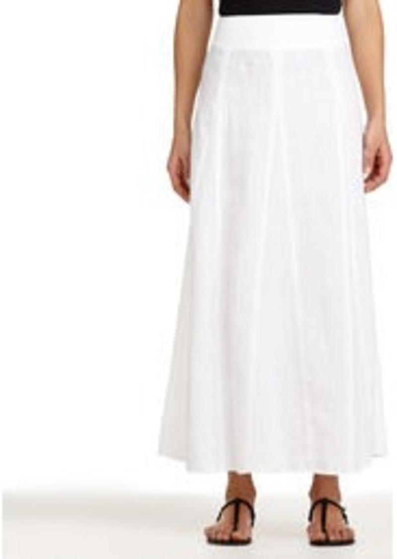 Linen Maxi Skirt