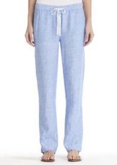 Linen Pull-On Pants (Petite)
