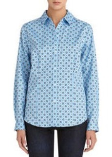 Long Sleeve Non-Iron Easy-Care Shirt