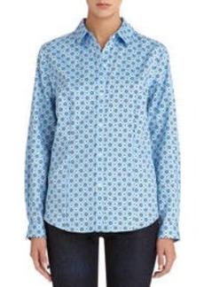 Long Sleeve Non-Iron Easy-Care Shirt