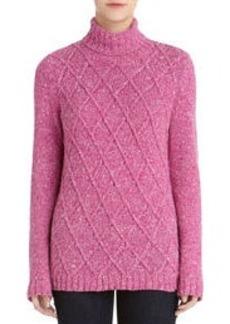 Long Sleeve Turtleneck Sweater
