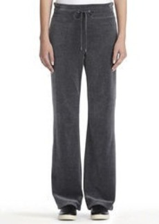 Lounge Pants with Tie Waist