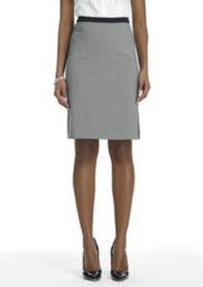 Mini-Check Skirt