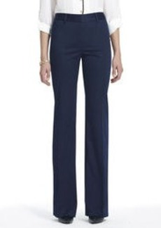 Modern Cotton Sateen Slim Pants (Plus)