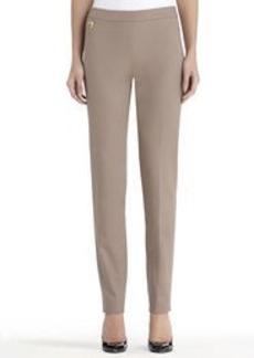 Narrow Pants with Zip Coin Pocket