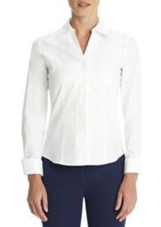 No-Iron Easy Care Fitted Shirt