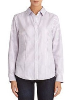 Non-Iron Easy-Care Long Sleeve Shirt