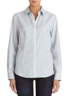 Non-Iron Easy-Care Long Sleeve Shirt