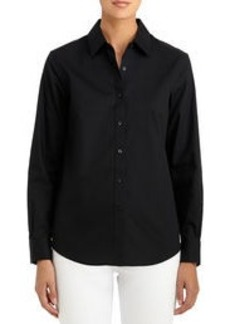 Non-Iron Easy-Care Relaxed Fit Shirt (Plus)