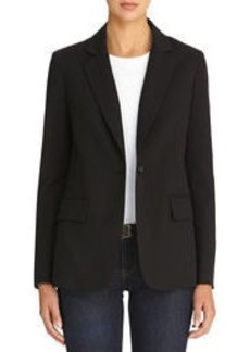 One-Button Boyfriend Blazer