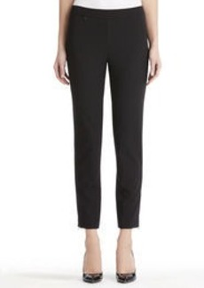 Pants with Ankle Zippers (Petite)