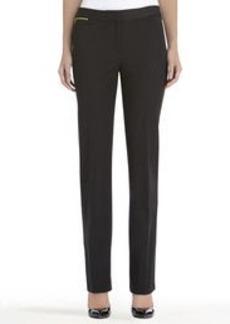 Pants with Zip Pocket