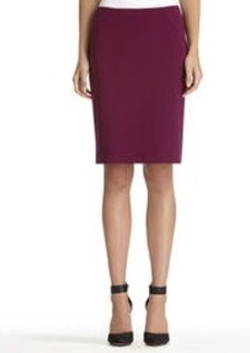 Pencil Skirt with Short Seams