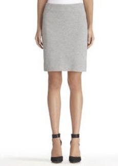 Pencil Skirt with Short Seams