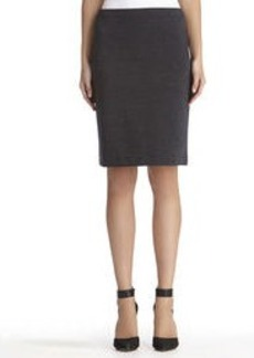 Pencil Skirt with Stretch