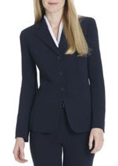 Platinum Three Button Jacket