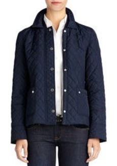 Quilted Jacket (Plus)