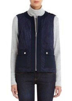 Quilted Vest (Plus)