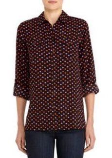 Safari Shirt with Roll Sleeves