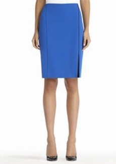 Side Slit Pencil Skirt