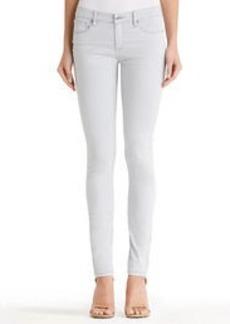 Skinny Stretch Sateen Jeans