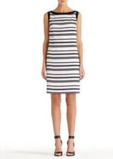 Sleeveless Shift Dress (Petite)