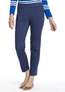 Slim Leg Pants (Plus)